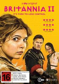 Britannia - Season 2 on DVD image