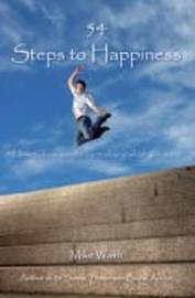 54 Steps to Happiness by Mike Wash image