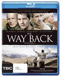 The Way Back on Blu-ray