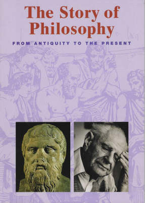 The Story of Philosophy by Delius Gatzemeier image
