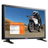 """Samsung 40"""" 400Pxn Commercial Network Monitor"""