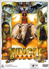 Jungle Book on DVD