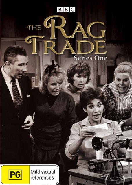 Rag Trade, The - Series 1 on DVD