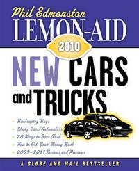 Lemon-Aid New Cars and Trucks 2010 by Phil Edmonston image