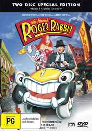 Who Framed Roger Rabbit? - Special Edition (2 Disc Set) on DVD image