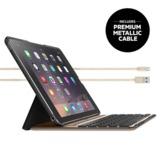Belkin - QODE Ultimate Pro Keyboard Case for iPad Air 2 (Black)