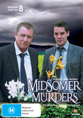 Midsomer Murders - Season 8 - Part 1 (2 Disc Box Set) on DVD