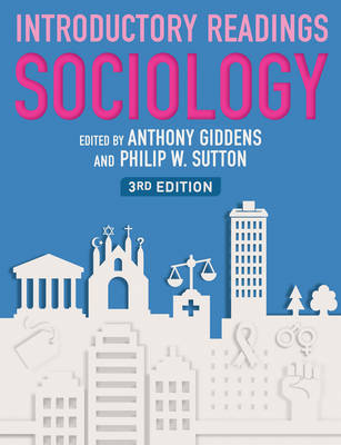 Sociology by Anthony Giddens image