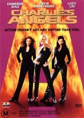 Charlie's Angels on DVD