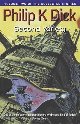 Second Variety by Philip K. Dick image