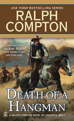 Death Of A Hangman by Ralph Compton image