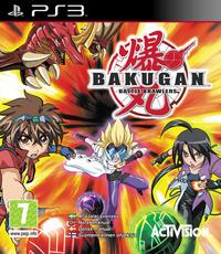 Bakugan for PS3