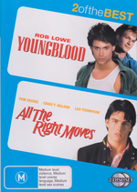Youngblood / All The Right Moves - 2 Of The Best (2 Disc Set) on DVD