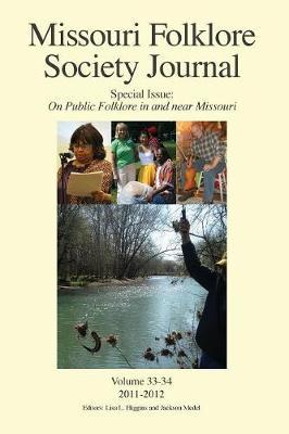 Missouri Folklore Society Journal, Special Issue image