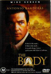 The Body on DVD