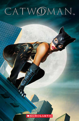 Catwoman - With Audio CD by Jane Revell image