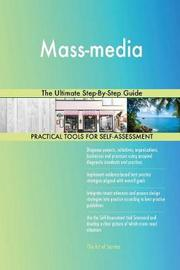 Mass-Media the Ultimate Step-By-Step Guide by Gerardus Blokdyk image