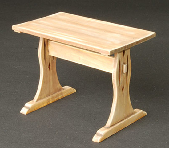 1/12 Antique Country Table