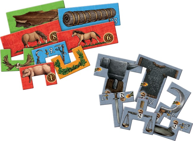 A Feast for Odin: The Norwegians - Game Expansion image