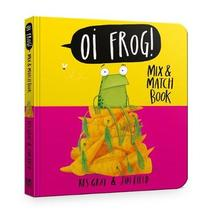Oi Frog! by Kes Gray