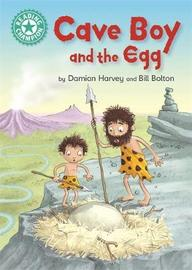 Reading Champion: Cave Boy and the Egg by Damian Harvey