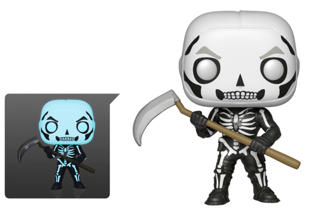 Fortnite - Skull Trooper (Glow) Pop! Vinyl Figure