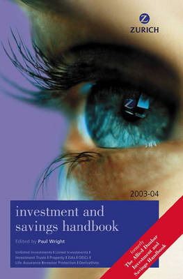 Zurich Investment & Savings Handbook 2002/2003 image