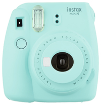 Instax: Fujifilm Mini9 Limited Edition Gift Pack - Blue image