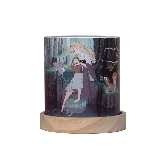 Disney: Mini Glass Lantern - Sleeping Beauty