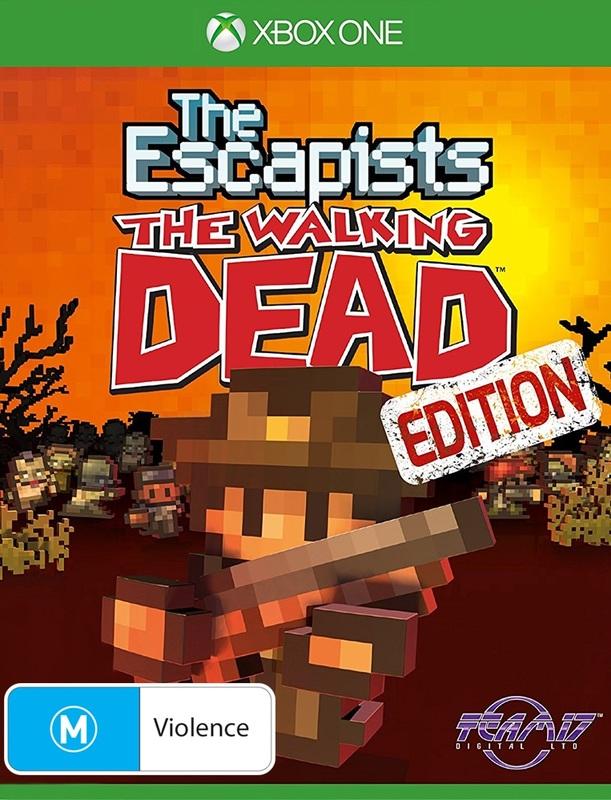 The Escapists: The Walking Dead for Xbox One