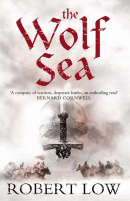 The Wolf Sea by Robert Low image