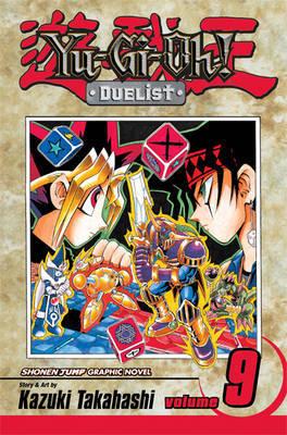 Yu-gi-oh! Duelist: v. 9 by Kazuki Takahashi image