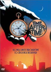 Time After Time on DVD
