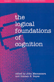 The Logical Foundations of Cognition by John Macnamara image