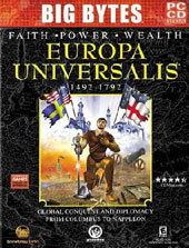 Europa Universalis for PC Games