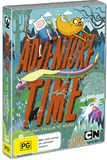 Adventure Time: Collection 1 - My Two Favourite People on DVD