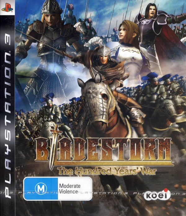 Bladestorm: Hundred Years War for PS3