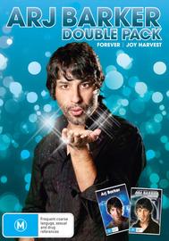 Arj Barker: Double Pack - Forever / Joy Harvest on DVD