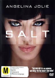 Salt on DVD