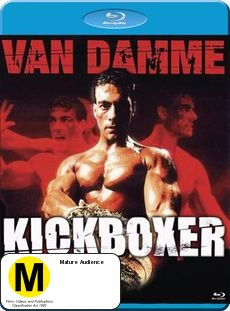 Kickboxer on Blu-ray