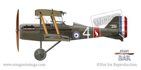 Wingnut Wings 1/32 SE.5A 'Hisso' Model Kit image