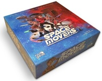 Space Movers 2201 - Board Game