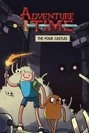 Adventure Time: The Four Castles by Josh Trujillo