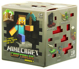 Minecraft: Craftables Diorama Figures (Blind Box)