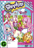 Shopkins: Chef Club DVD