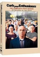 Curb Your Enthusiasm - Complete Season 5 (2 Disc Set) on DVD