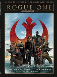 Rogue One: A Star Wars Story by Titan Magazines