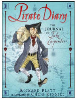 Pirate Diary by Richard Platt