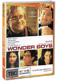 Wonder Boys on DVD image