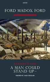 Parade's End: Pt. 3 by Ford Madox Ford